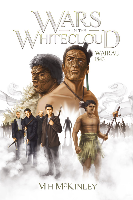 Wars in the Whitecloud Wairau 1843.jpg