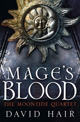 Mages Blood front cover