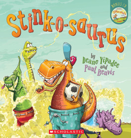 Stink-o-saurus-cover
